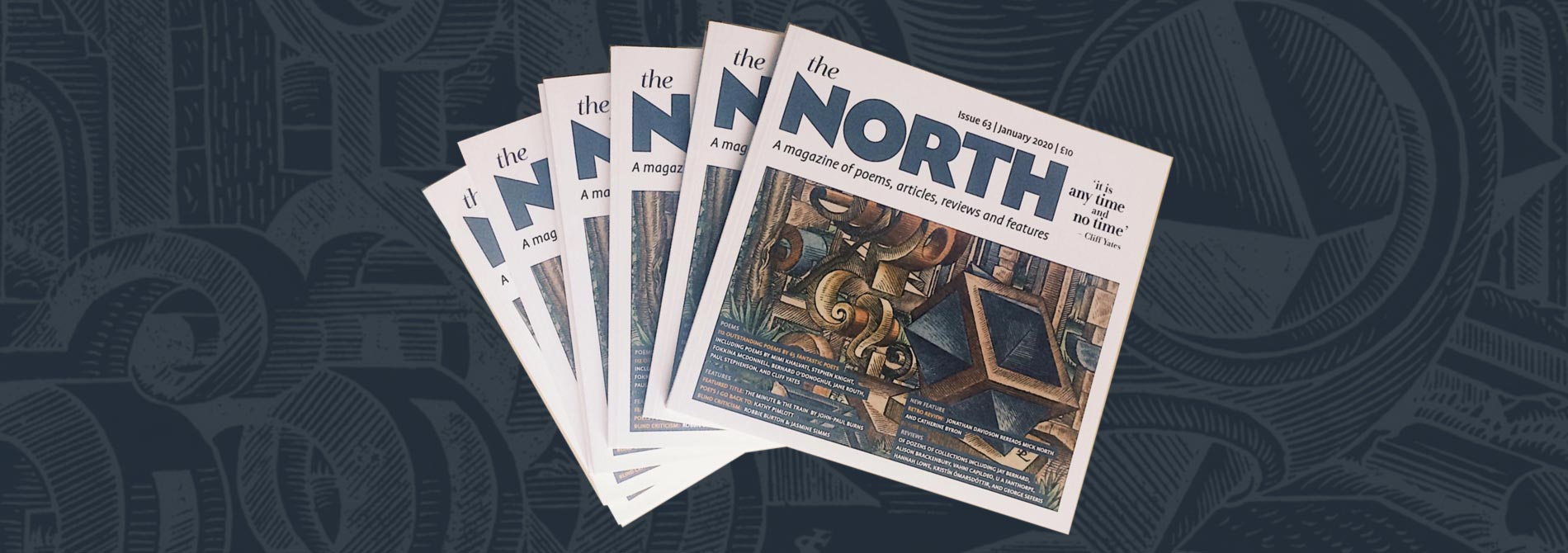 The North Magazine Issue 63